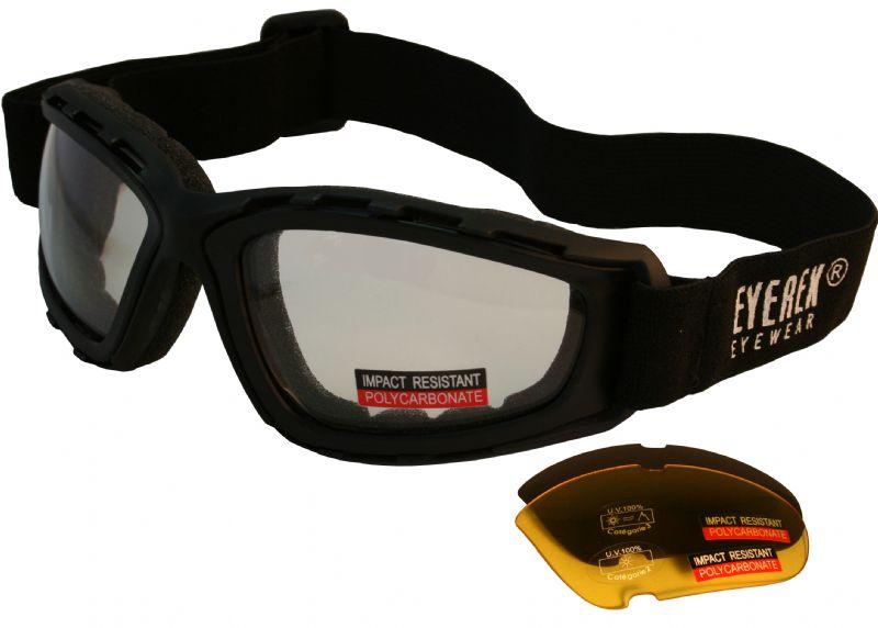 Free black goggle