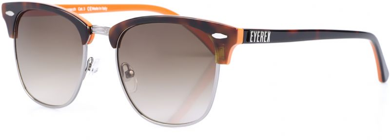 Vintage turtle-orange small, polarized, korrigiert