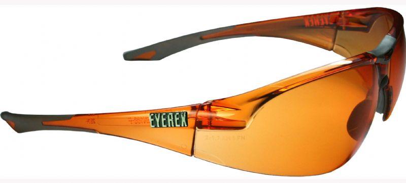 Geko orange mit Korrektur-Clip